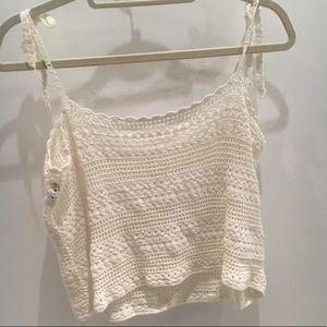 Joie crochet tank